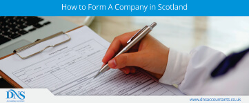 Form Company in Scotland – Scottish Company Registration