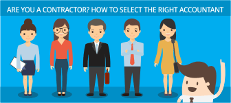 Are you a Contractor? How to select the right accountant