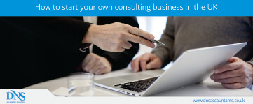 How to Start Your Own Consulting Business in UK
