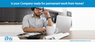 Is your Company ready for permanent work from home?