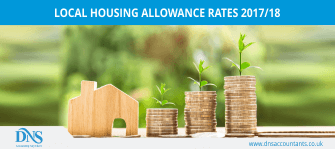 Local Housing Allowance rates 2017/18