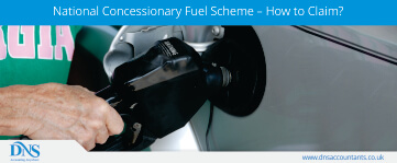 National Concessionary Fuel Scheme – How to Claim?