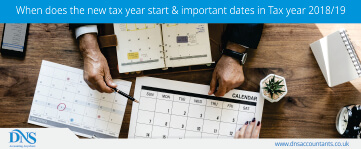 When Does New Financial Year Start and Important Dates in 2018/19