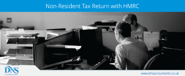 Non-Resident Tax Return