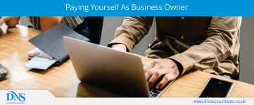 Paying Yourself as Business Owner