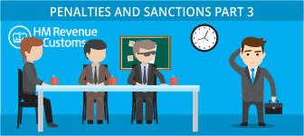 Penalties and sanctions Part 3