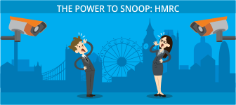 The Power to Snoop: HMRC