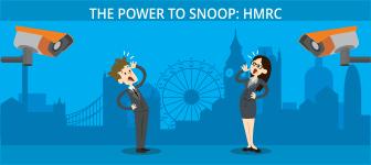 The Power to Snoop: HMRC