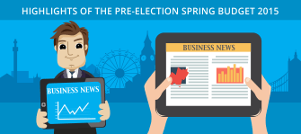 Highlights of the Pre-election Spring Budget 2015
