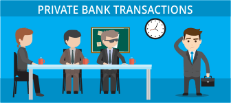 Private Bank Transactions