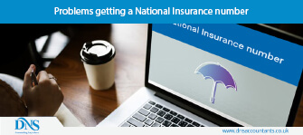 Problems getting a National Insurance number