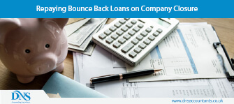 Repaying Bounce Back Loans on Company Closure