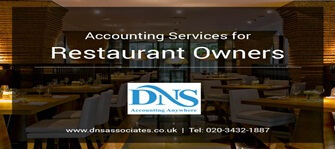 Accounting Services UK Restaurant Owners