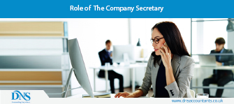 Role of The Company Secretary