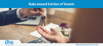 What are the rules around evictions of Tenants?