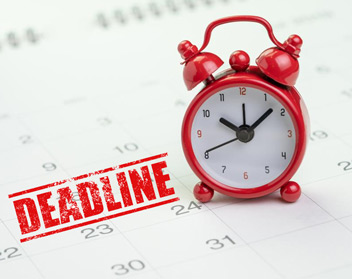 Self-assessment Deadlines and Penalties