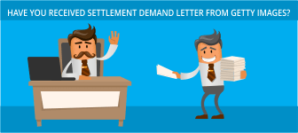 Have you received Settlement Demand letter from Getty Images?