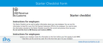 Download P46 Form and Starter Checklist
