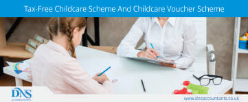 Tax-Free Childcare Scheme And Childcare Voucher Scheme