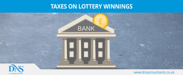 Taxes on Lottery Winnings in UK