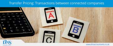Transfer Pricing: Transactions between connected companies