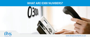 How much does it cost to call on 0300 Numbers?