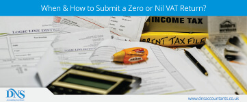 When & How to Submit a Zero or Nil VAT Return?
