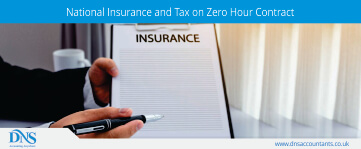 Zero hours contract tax and national insurance