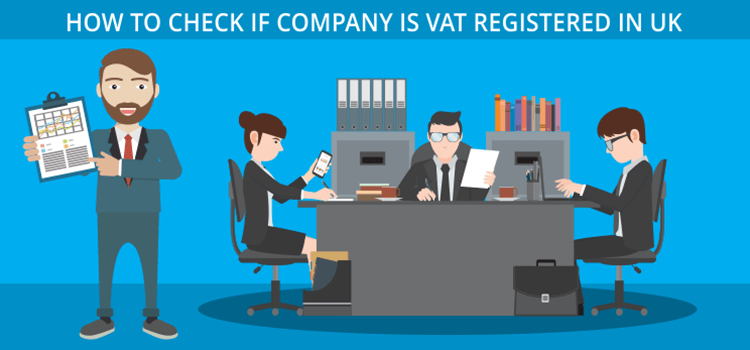 Checking if a Company is VAT Registered or Not