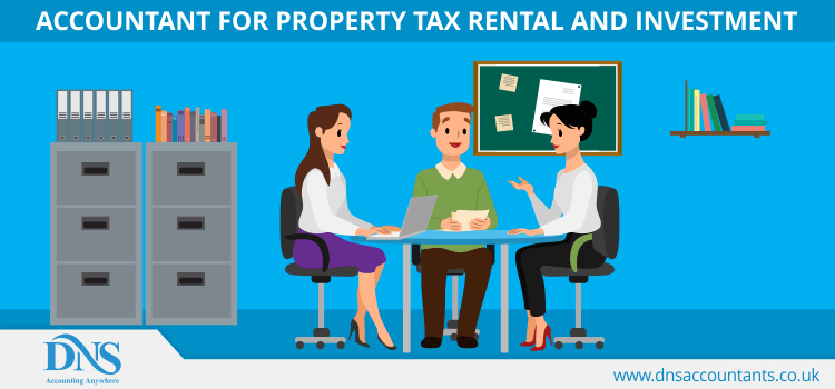 Accountant for Property Tax Rental and Investment