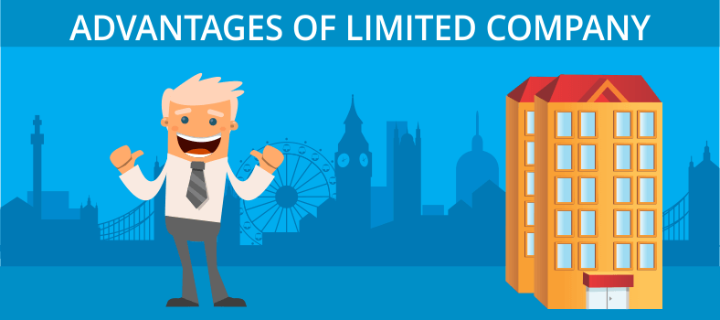 Advantages of limited company