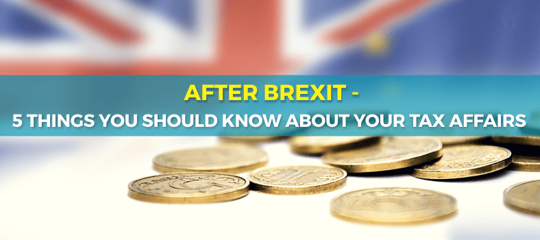After brexit you know tax-affairs