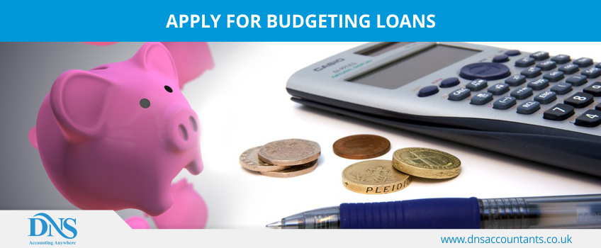 Apply for Budgeting Loans
