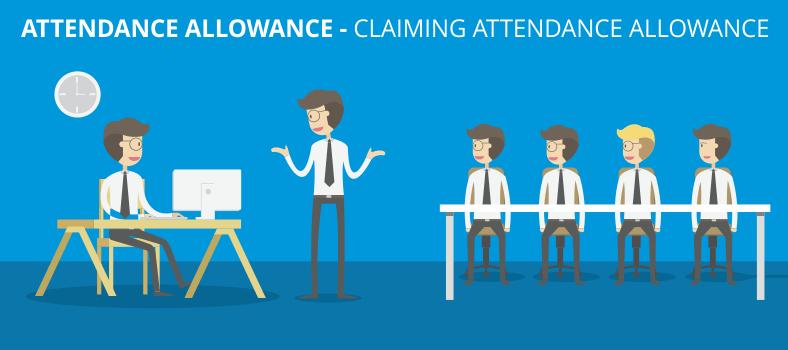 allowance claiming Attendance Allowance – Attendance Allowance Form