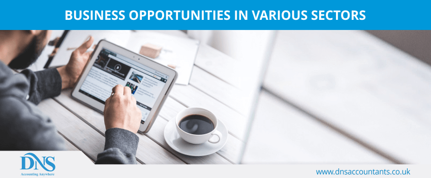 Business Opportunities in Various Sectors