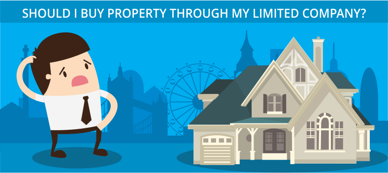 Buy property through a limited company