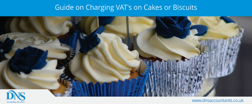Guide On Charging VATs Cakes Or Biscuits