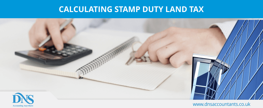 Calculating Stamp Duty Land Tax