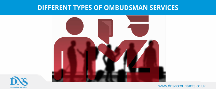 Different types of ombudsman services