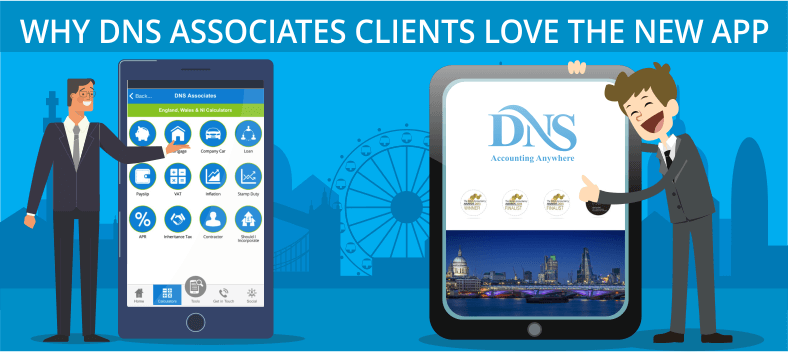 DNS Accountants App
