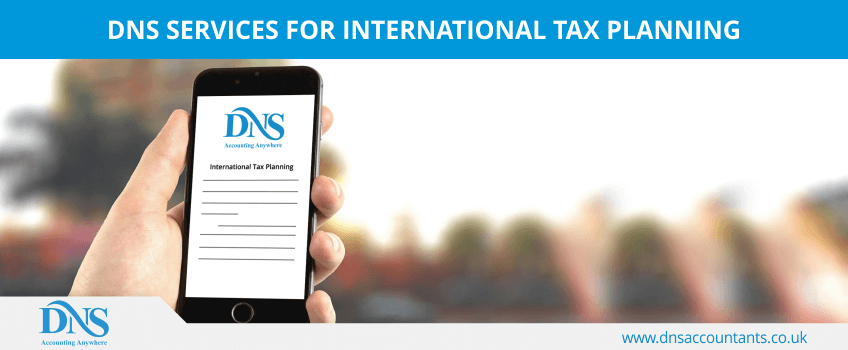 DNS Services for International Tax Planning