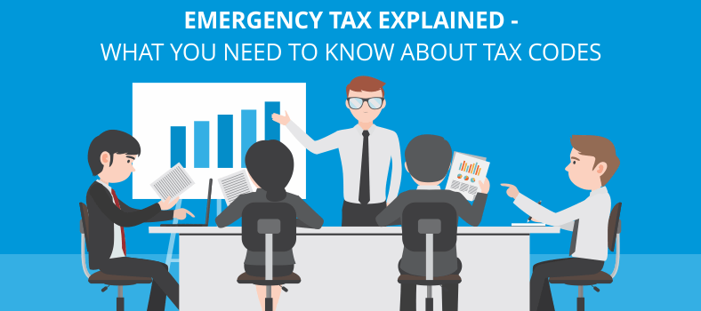 Emergency tax and its code explained