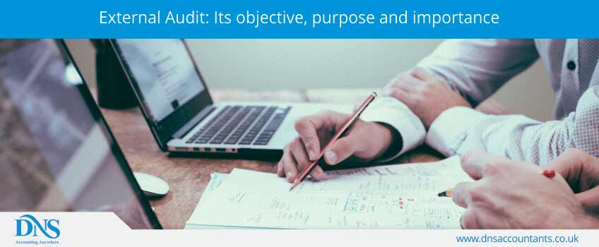 External Audit: Its objective, purpose and importance | DNS