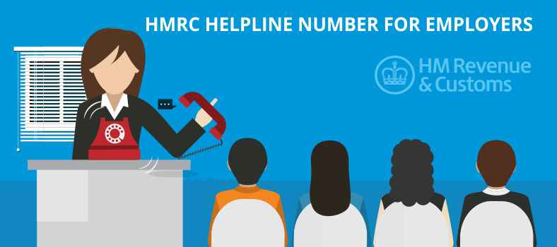 Contacting hmrc hmrc contact numbers postal address - Hm revenue and customs office address ...