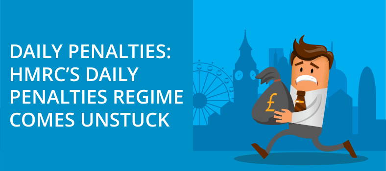 HMRC daily penalties