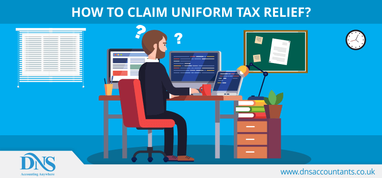 How to claim uniform tax relief?