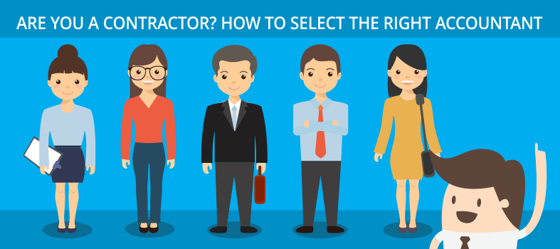 How to select the right accountant
