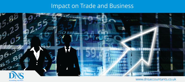 Impact on Trade and Business