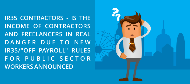 IR35 Contractors and off payroll worker guidance