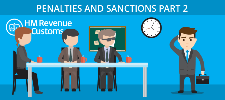 Penalties and sanctions part-2